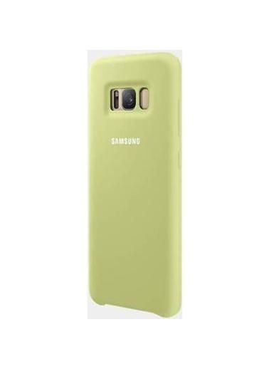 Samsung S8 Green Kılıf Yeşil
